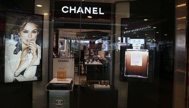 Chanel i Puerto Banus