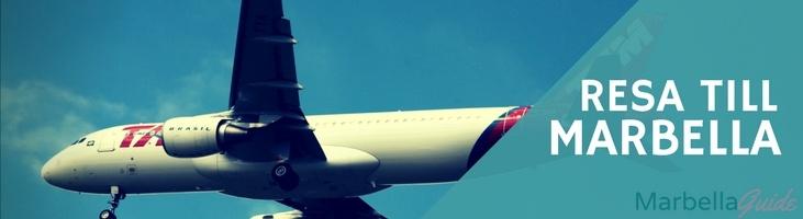 Resa med Flyg till Marbella