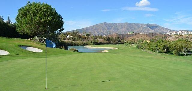 Golf Marbella - När på året
