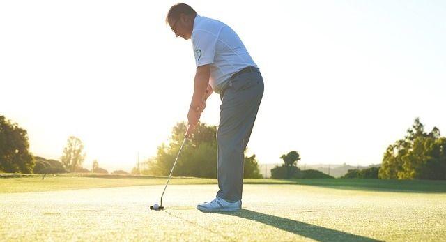 Golfspelare Marbella