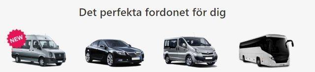 Privat Flygplatstransfer olika Bilar & Fordon